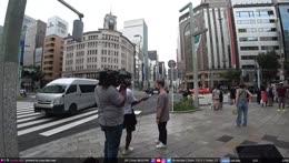 Rob having an NBC interview