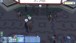"""Sims Character Says """"Sussy"""""""