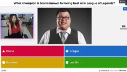 Scarra gets away with it