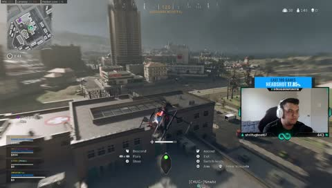 nico dies to cheater in heli by ppsh