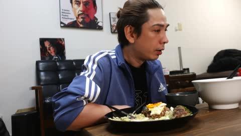 【川村飯店】やべぇ、減らねぇ【無意識の二人前;;】 - Twitch