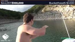 Miz and Erobb catches huge fishes