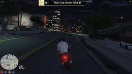 Moped attacks