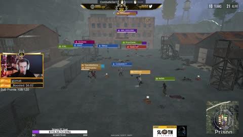 DarkWaveV2 Pan Battle!