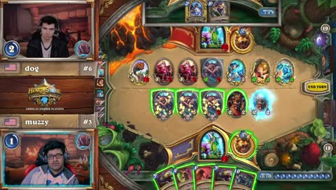 Even Dog is impressed by this wild lethal by Muzzy