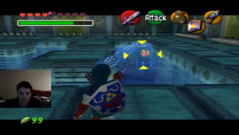 Top The Legend of Zelda: Ocarina of Time / Master Quest Clips