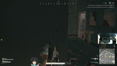 유사공포겜)벽 뒤에 사람있어요