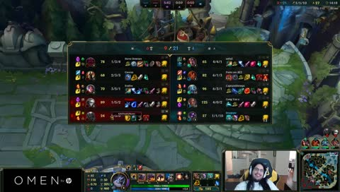 imaqtpie explains how easy support is.