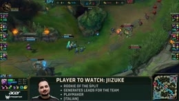 Player to watch: Jiizuke