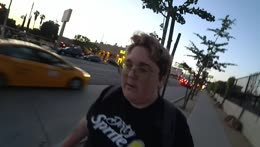 Andy Milonakis - Chill Skater in the Background