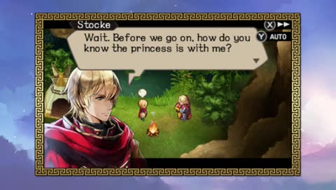 The old fashioned way (Radiant Historia style)