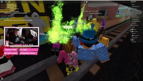 PinkAnt's Top ROBLOX Clips