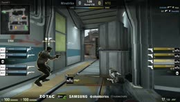 kNg+triple+kill+to+secure+the+first+pistol+round+%28Train%29+