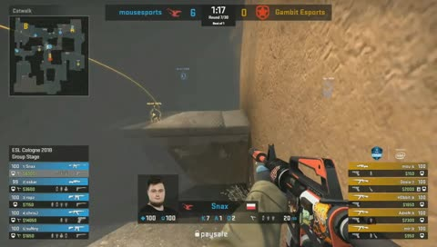 Snax doing Snax things