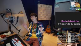Charming_Jo (winner of Rajj_Patel's talent show) does Despacito cover on stream after host Part 2