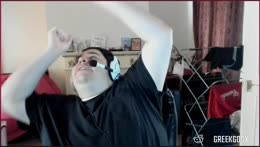 the fat finally gets to greek