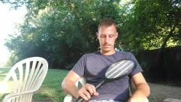 Just a Tennis Racket