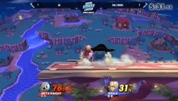 Shulk activates cheat codes