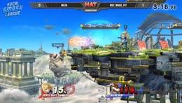 Mago v Mejia shield break