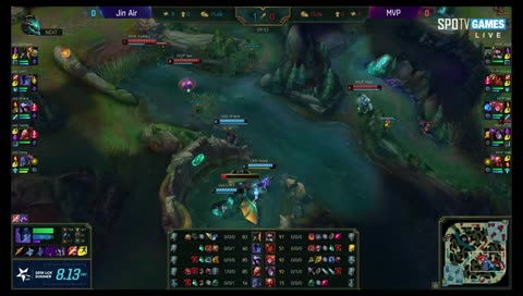 LCK 慘遭Windows Gank
