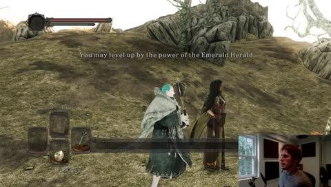 Jerma explains dark souls lore