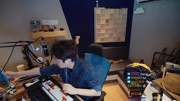 is he playing an ocarina? POGGERS