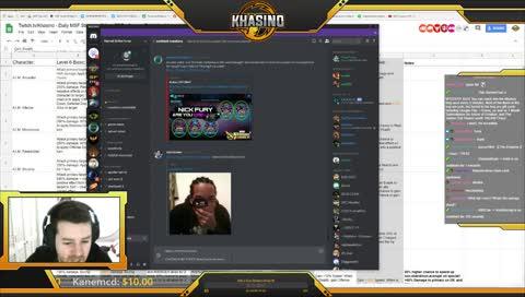 Khasino - Streamer Profile & Stats
