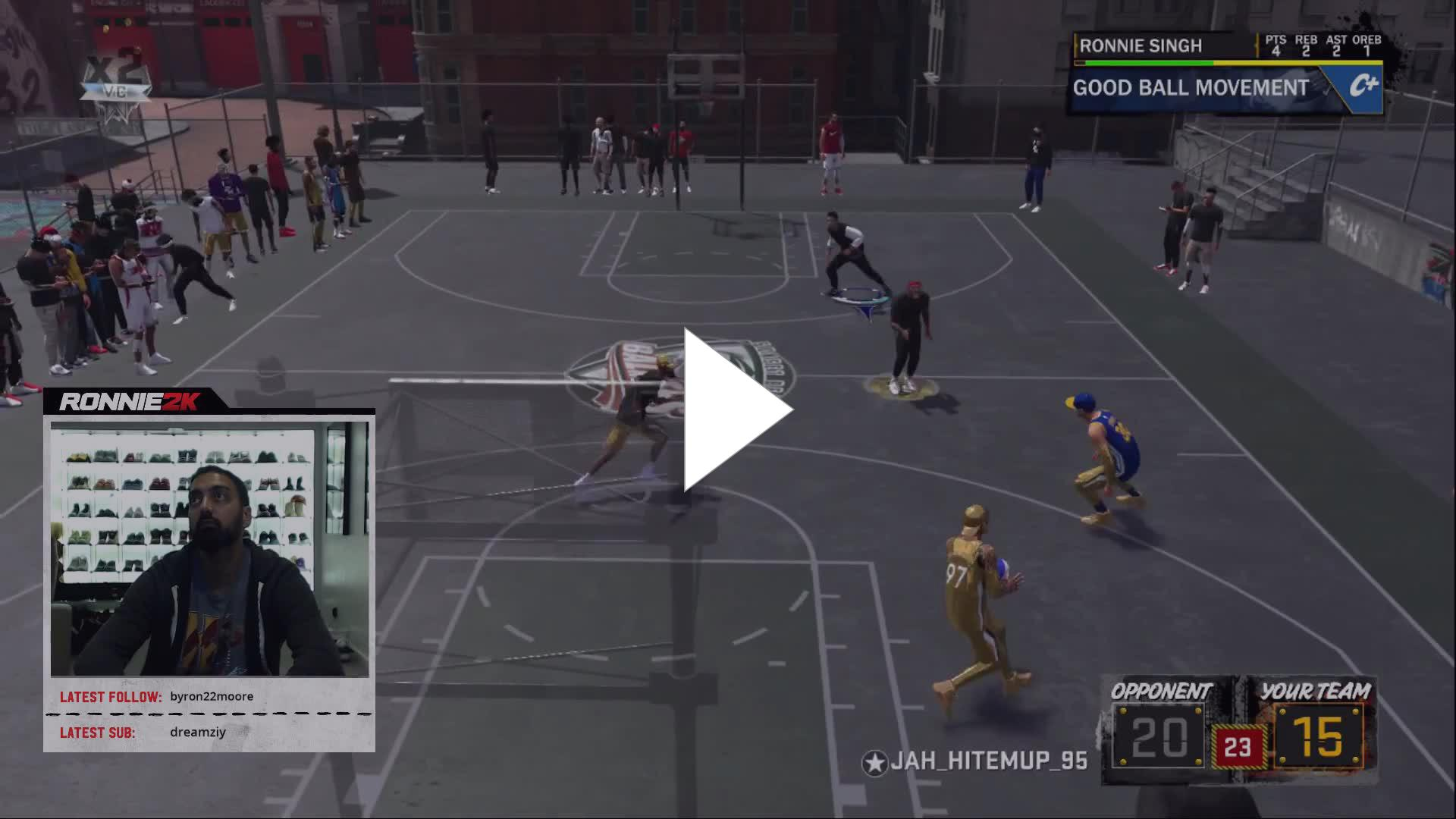 There IS a VC multiplier for difficulty in 2K19 - Twitch