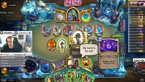 Thijs combo priest lethal