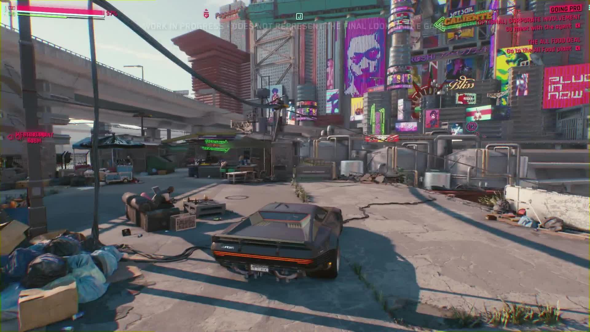 Hasil gambar untuk cyberpunk 2077 drive
