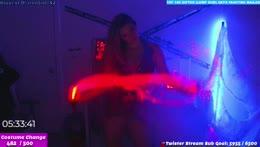 pixel whip dancing!