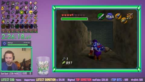 jishua's Top The Legend of Zelda: Ocarina of Time Clips