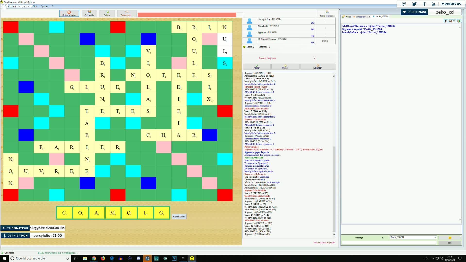scrabblepro gratuit pour pc