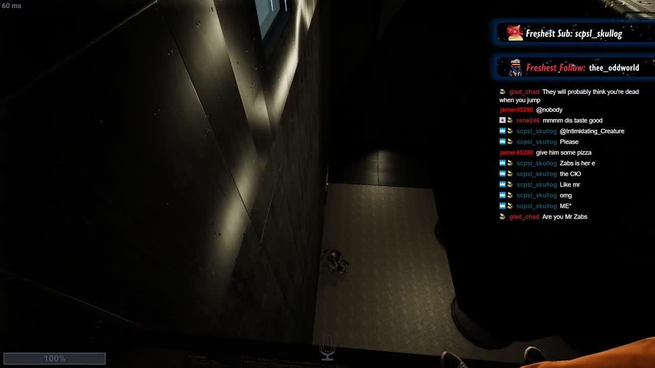 Intimidating_Creature - SCP:SL Bug - Twitch