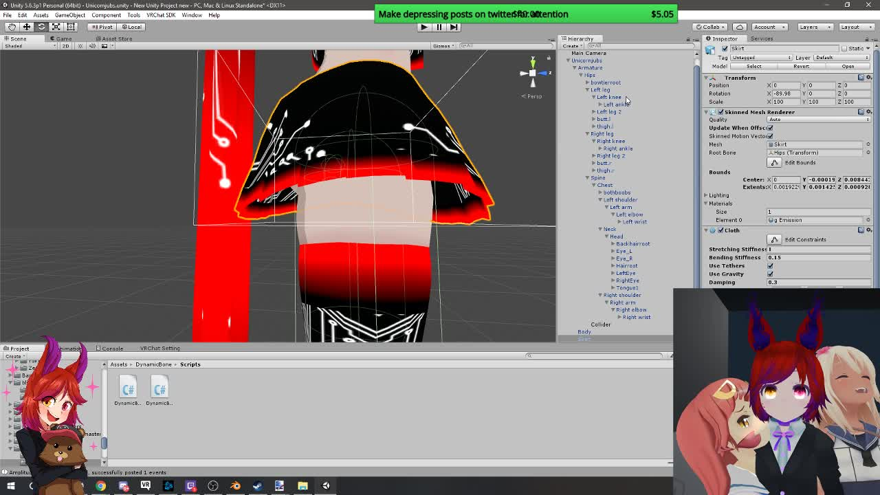 Shonzo - The guy who make THICC avatars for VRChat - Twitch