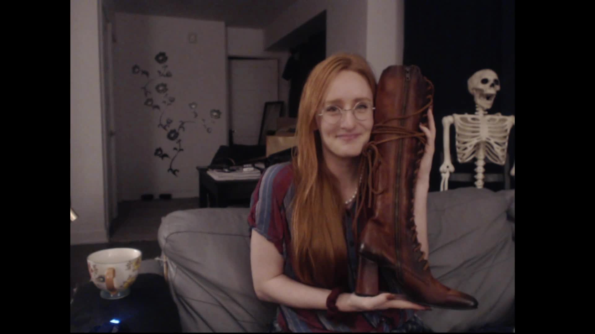 Peachsaliva Paige Unveils Hooker Boots V2 Dirty Jerky Edition