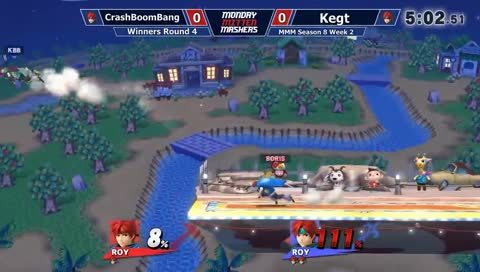 I ken combo'd Cagt in a Roy ditto.