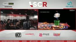 SCR 장면 모음 - 희귀캐 VS 희귀캐