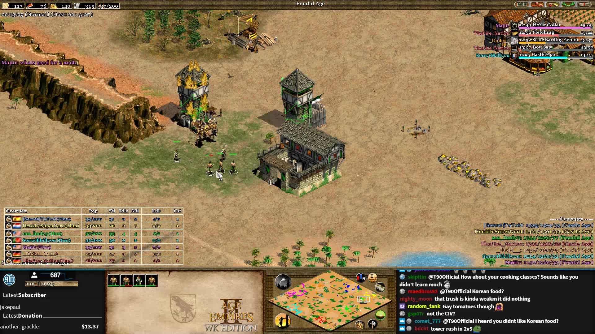 T90Official - T90 hates Koreans - Twitch