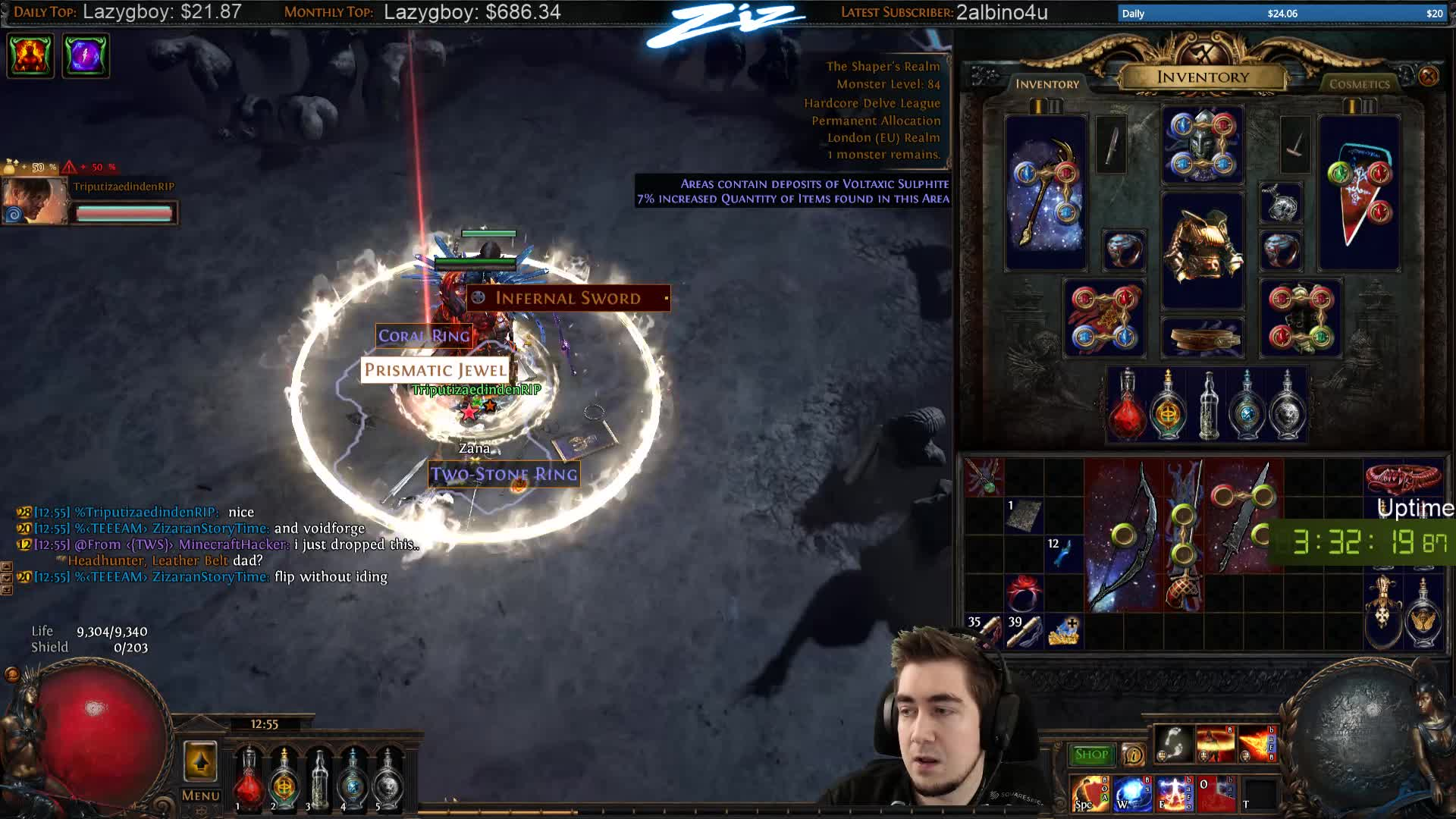Zizaran - Undisputed best watcher's eye - Twitch