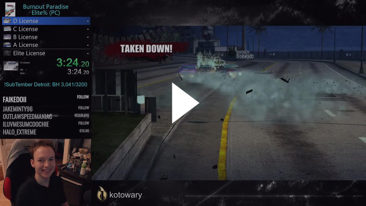 KuruHS - GREAT BURNOUT START OMEGALUL - Twitch