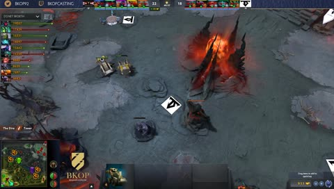 Intense base race between Ehome and Serenity