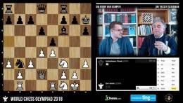 Fischer vs Mongolian player story