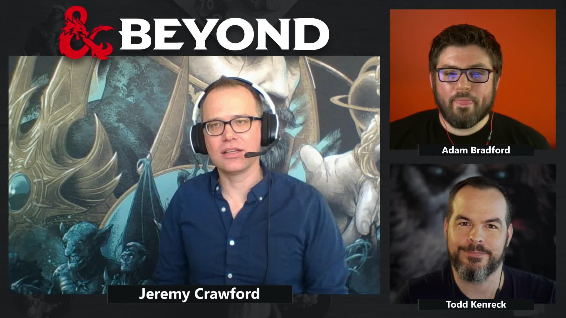 DnDBeyond - Jeremy Crawford on the October 2018 D&D Survey