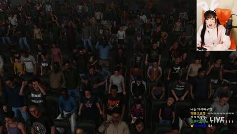 WWE 레슬링 시작~~~ 합니ㄷ...
