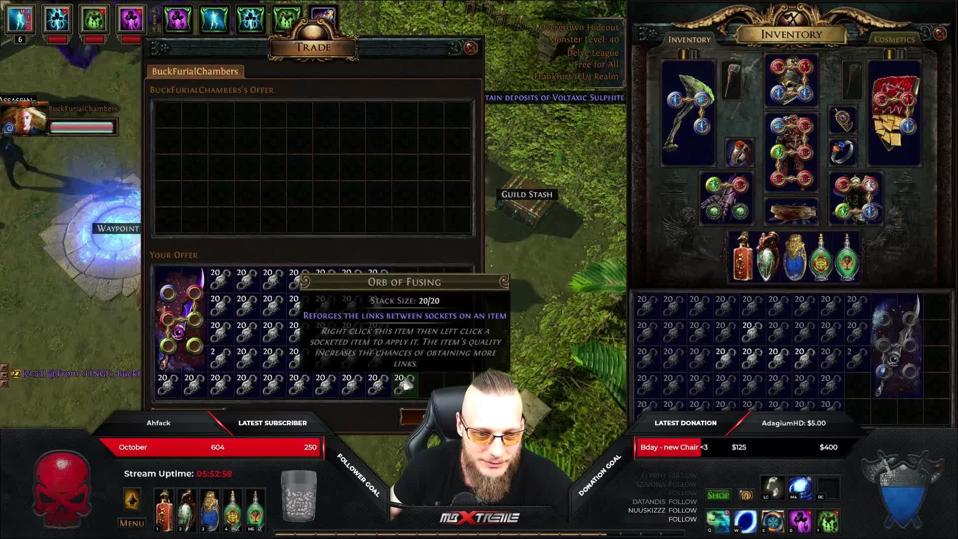mbXtreme - Dafi! God of Links! - Twitch