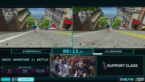 Sonic Adventure 2: Battle Game Trending All EN | Twitch Clips