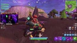 Quad Back Flip Ninja Snipe
