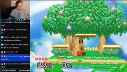 Triple Cutter Kirby Combo