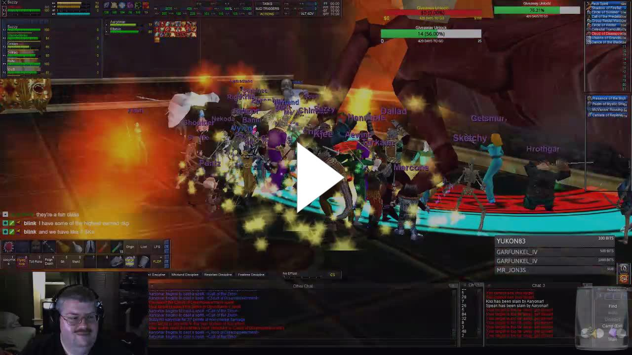 Sussypoo - All these hoHOSTS - Twitch